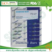 Dental Instrument Diamond Burs Dental Burs
