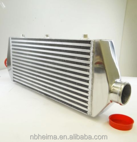 Hot selling Black Horse Aluminum Intercooler Core200x510x110 mmUniversal intercooler core