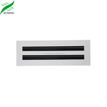 HVAC linear slot diffuser grille for hotel