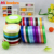 High Quality Colorful Decorative Satin Ribbon For Christmas