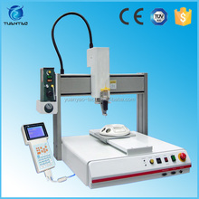 Desktop epoxy resin dispensing machine promotion