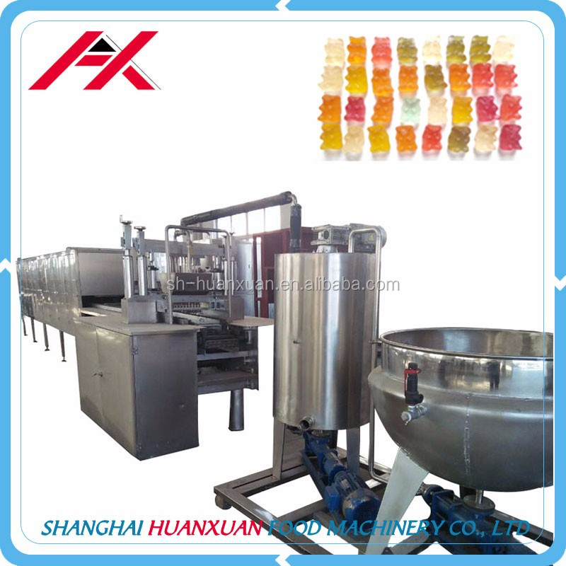 Automatic High Production Hard/Soft/Toffee /Lollipop Candy Making Machine