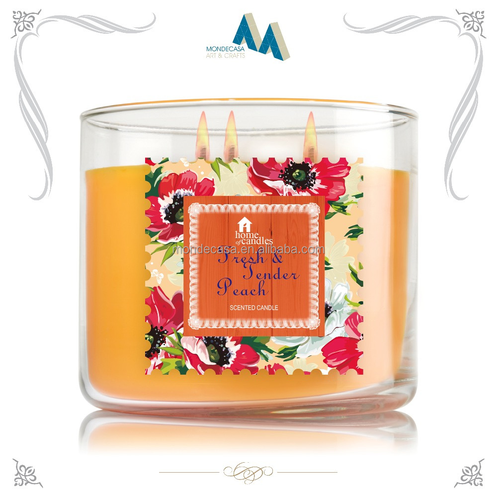 Hot sale for home sense aromatic candles scented