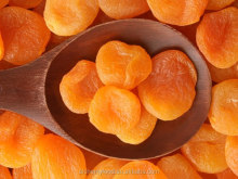 Bulk sweet Chhinese yellow color withouit sugar Dried Apricot