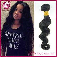 7A No Shedding No Tangle Hair Salon Equipment Eurasian List Of Hair Weave Human Loose Wave