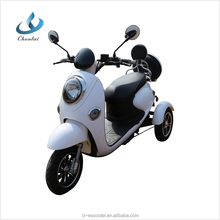 60V three wheel electric scooter 500W for adults