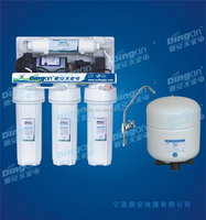 5 stage RO system/Water purifier with iron frame