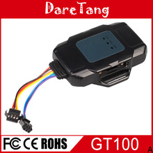 GT100 google maps gps car tracking system chinese gps tracker