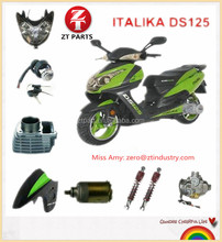 Hot Selling ITALIKA DS125 motorcycle parts for ITALIKA motorcycle
