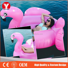 2016Hot Giant inflatable pool float flamingo in stock , flamingo pool float