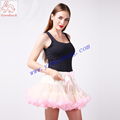 Cheap Fluffy womens Soft colorful skirt