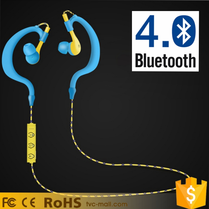 Sport Auriculares Ecouteur Noise Cancelling Headset Earphone Bluetooth Wireless Headphone