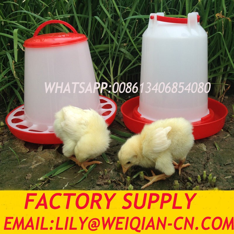 Poultry farm using poultry drinkers and feeder,chicken plastic drinker,chicken feeder 1.5kg,3kg,6kg,9kg