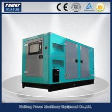 sound proof generator fuel tank 100kva diesel generator fuel consumption per hour