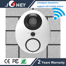 Intelligent Network 1 Mega pixel ip camera doorphone camera 720p support wifi tf slot and p2p