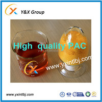 Water treatment plant buy PAC 30% Poly Aluminium Chloride price for water treatment YXFLOC