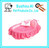 Luxury Polypropylene Cotton Pet Bed for Dogs