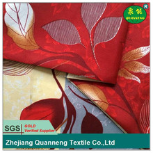 Latest designs 100% polyester bed sheet fabric