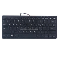 2016 Latest selling product bluetooth wireless keyboard for pc, notebook B007
