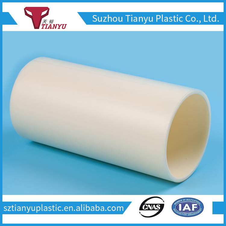 Specializd Factory ABS Heat Resistant Clear Plastic Tube