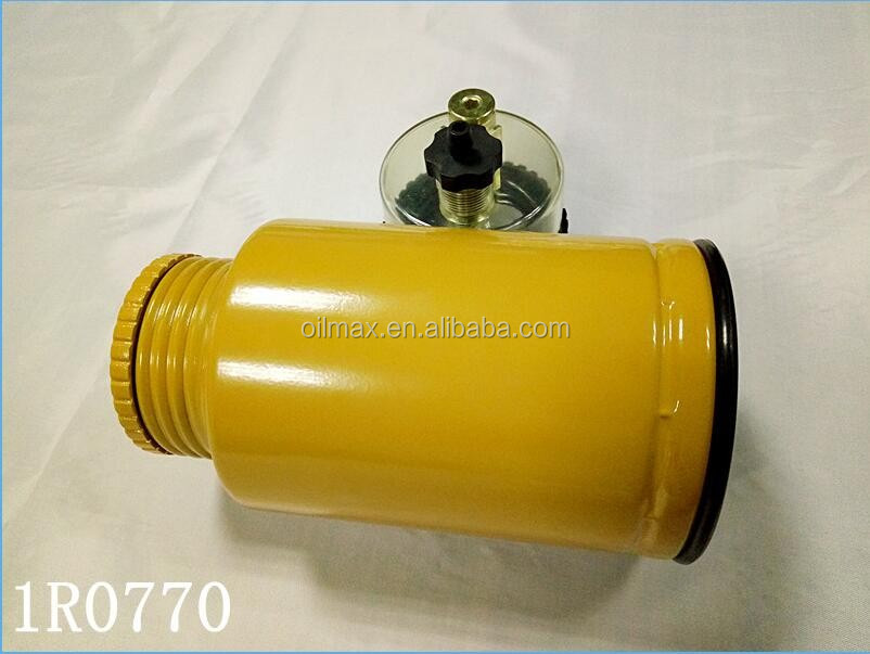 filter 1R0770 oil water centrifuge separat for excavator