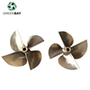 China Supplier Customized Big Size Controllable Pitch Marine Propeller