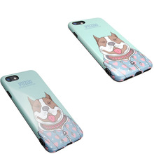 Ultra thin animal shaped phone case for iphone 7 7plus