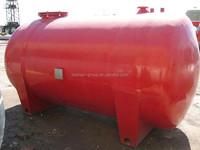 ASME or Chinese Standard pressure vessel oil &gas steel storage tank vessel made by a leading supplier