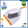 Mr. SIGA 2015 hot sales short handle broom mini broom and dustpan
