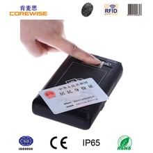 Rugged terminal price of biometrics fingerprint scanner rfid contactless smart card reader