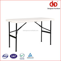 Outdoor modern low price folding table and chair from direct manufacturer