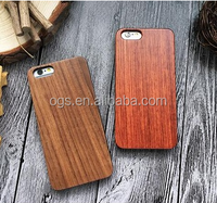 Support laser engraving real bamboo wood mobile phone case for iPhone