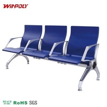 Aluminium alloy waiting chair airport seating manufacturers