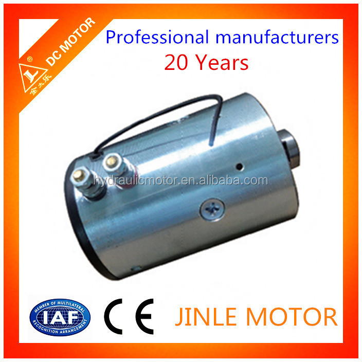 High Torque DC Motor 12V for Hydraulic Pump Dc