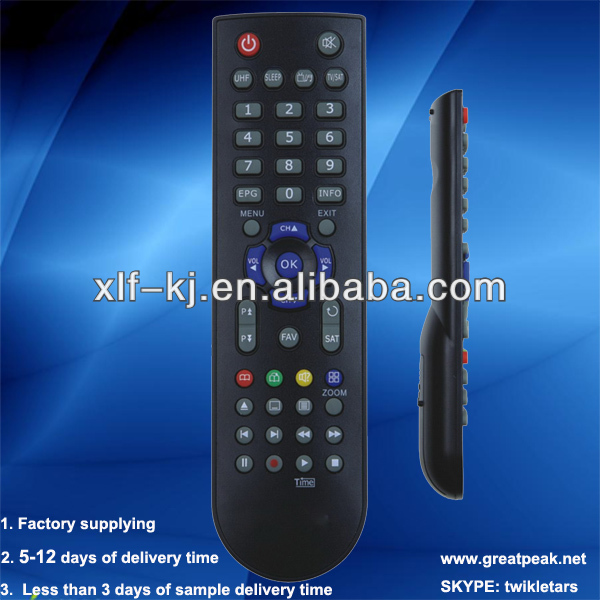 046c factory supplying sansui remote control with CE ROHS