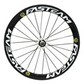 road bicycle wheel 700c 50mm profile 25mm width carbon road bike clincher wheelset with powerway hubs