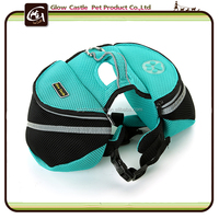 Outdoor Travel Reflective Multi Function Waterproof Dog Backpack