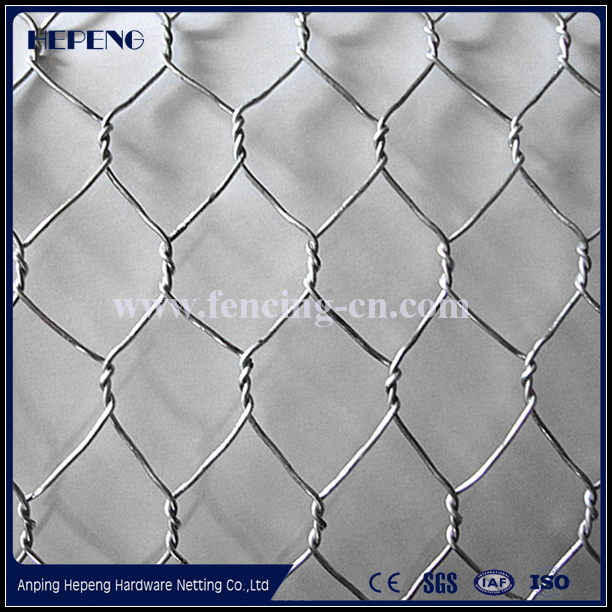galvanized /pvc hexagonal wire mesh factory