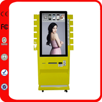 42 Inch Electronic Internet Touch Screen Kiosk with A4 Printer