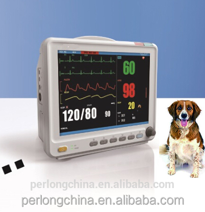 2017 Top Animal hospital Veterinary medical device multiparameter patient monitor