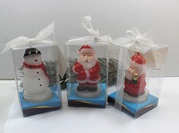 Christmas Tree Decorations Decorative Candles Gifts/Art Deco Candle/Candles In Bulk