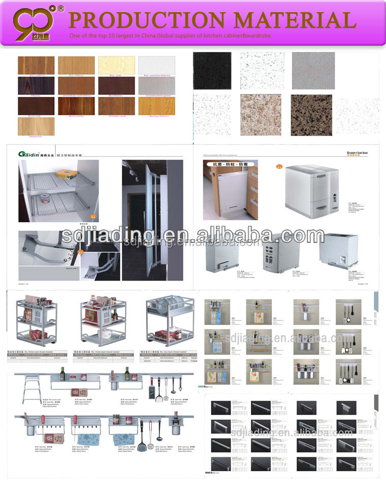 Best Material For Kitchen Cabinets best material for kitchen cabinets in india Customized High End Best Material For Modular Kitchen With Fiberglass Kitchen Cabinets