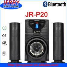 New 2.1 Multimedia Speaker System With Bluetooth Strong Bass Two In One Speaker
