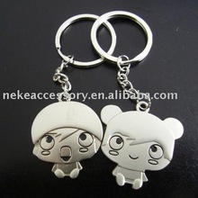 fashion key chain in love style( boy and girl)