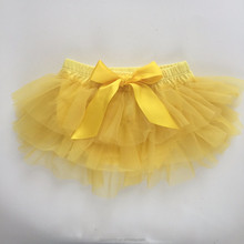 hot sale girls summer baby fluffy bloomers tutu underwear