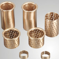 Busch, bushing, Flanged Bronze copper sleeve export to Worldwide FB090 bronze bushing