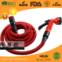 New Expandable Flexible 50/100FT Pocket Magic Hose Water Pipe Spray Nozzle TV deluxe garden