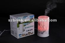 Hot small ultrasonic essential oil diffuser for body care