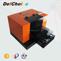 A3 L1800 MINI SMALL ECO-SOLVENT FLATBED INKJET PRINTER FOR PHONE CASE/GOLF BALL/PEN/SOUVENIRS/LEATHER/WALLET/FISH LURES/NAIL