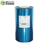 Hot selling Electronical Blue PET Plastic Release Film price